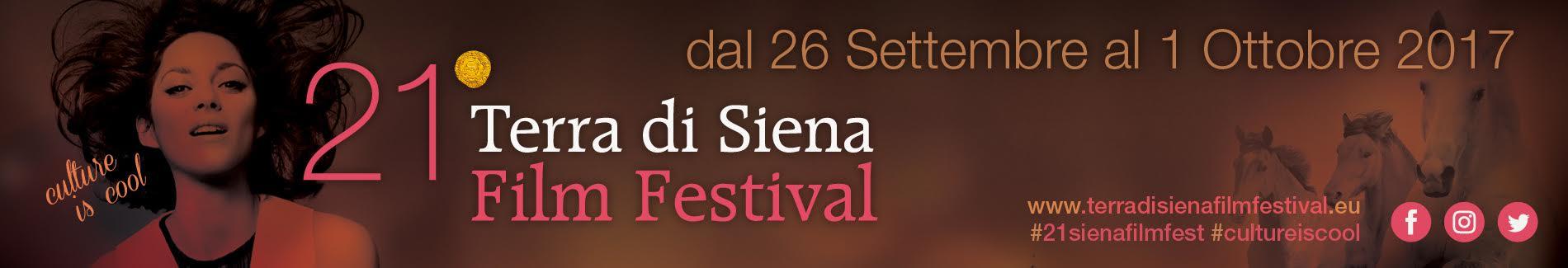 Terra Di Siena Film Festival-Banner