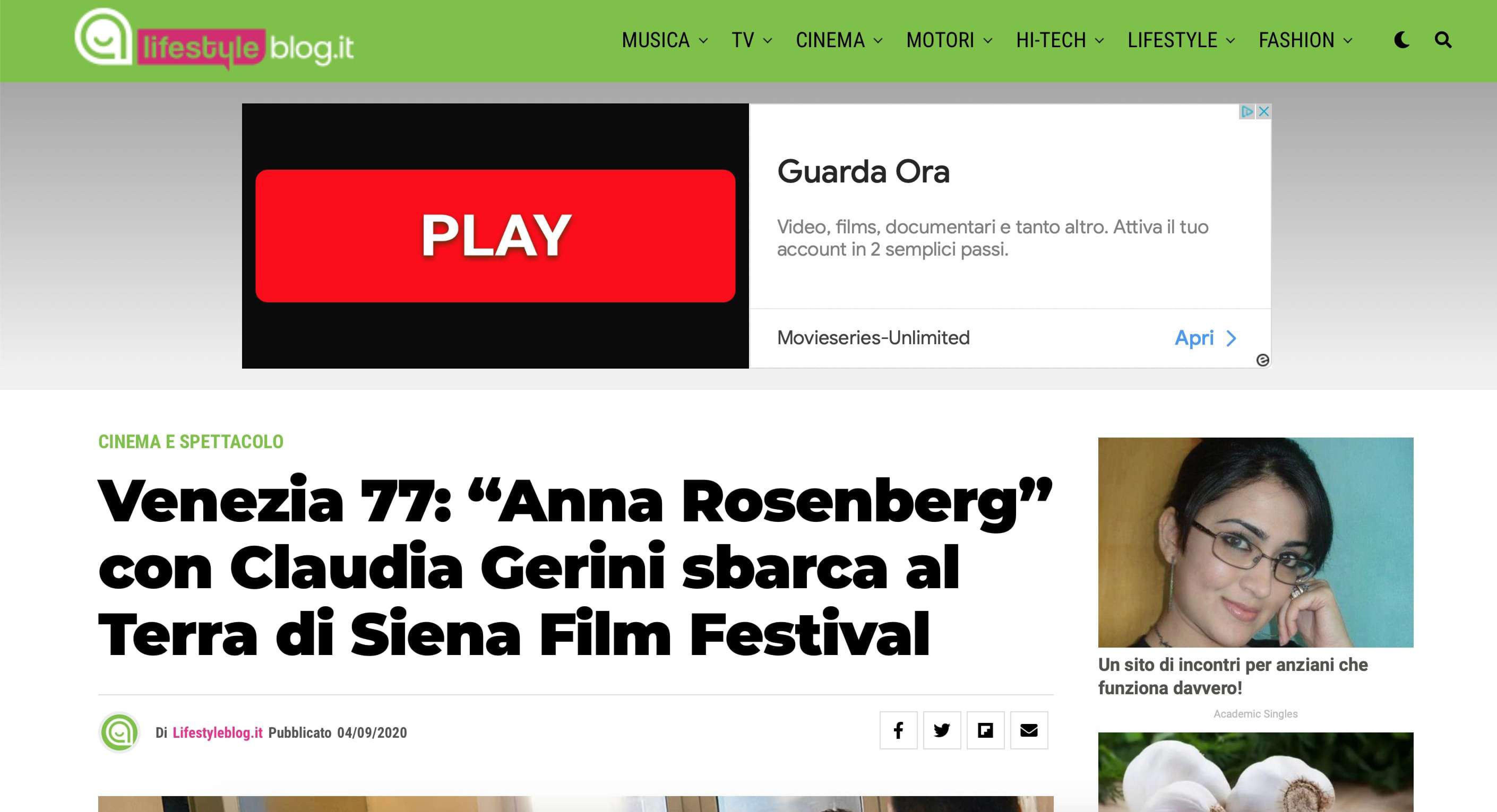 Rassegna Stampa213