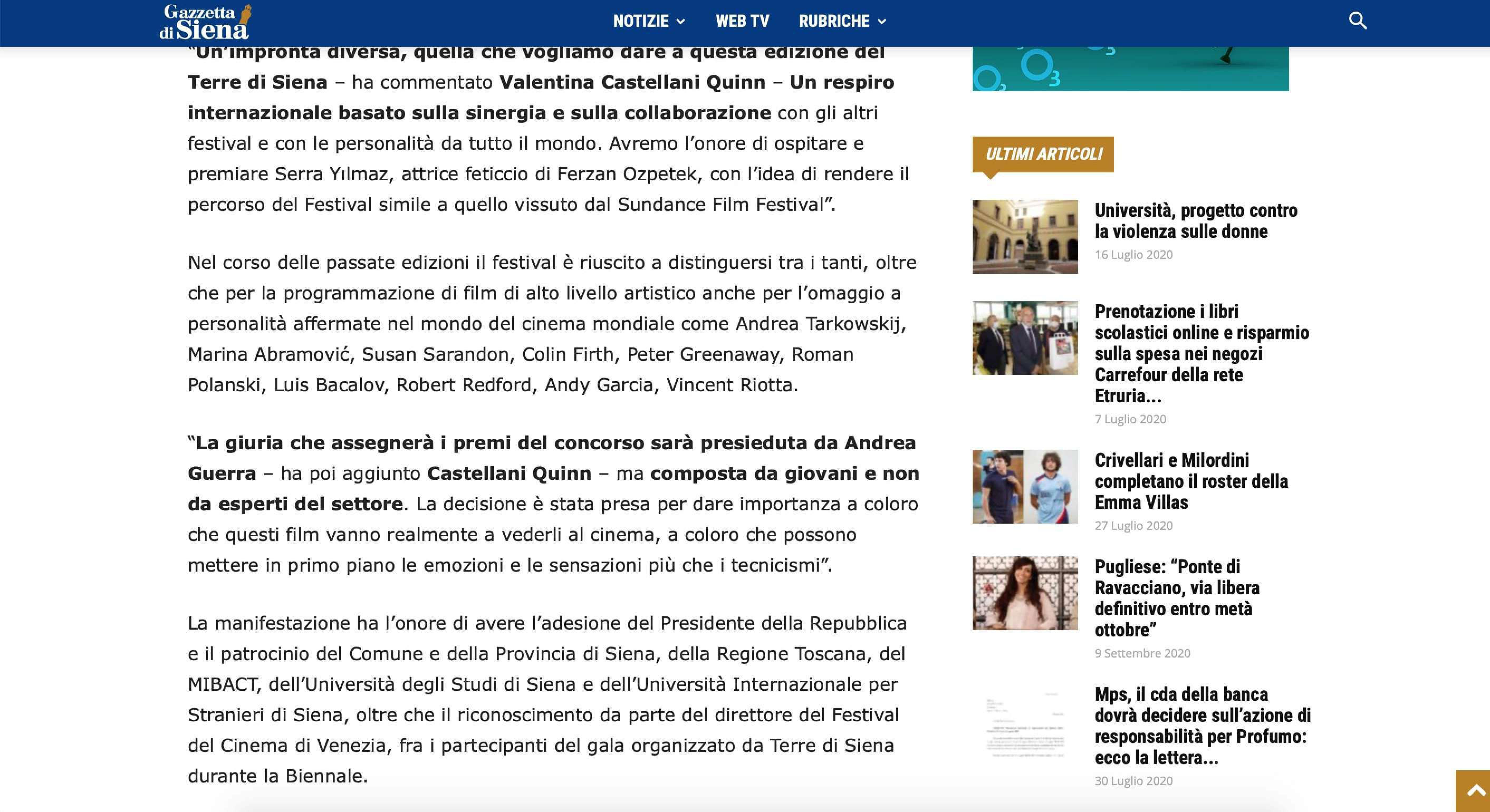 Rassegna Stampa237