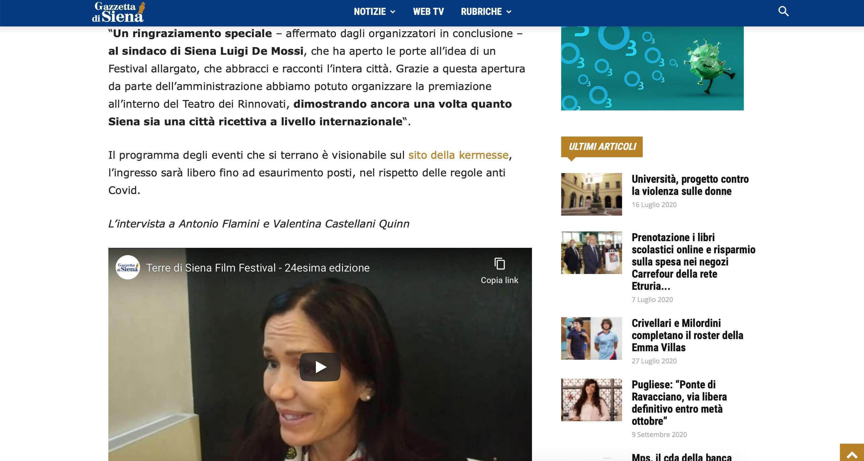 Rassegna Stampa238